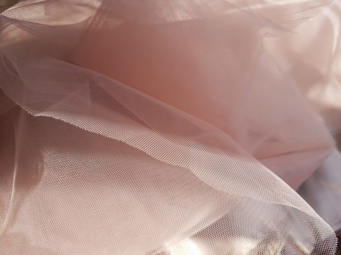 Tüllrock rosa Brautmode Hochzeitsgäste SinWeaver