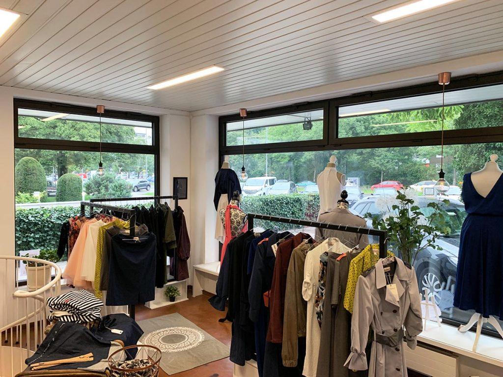 Kleider und Designermode aus München